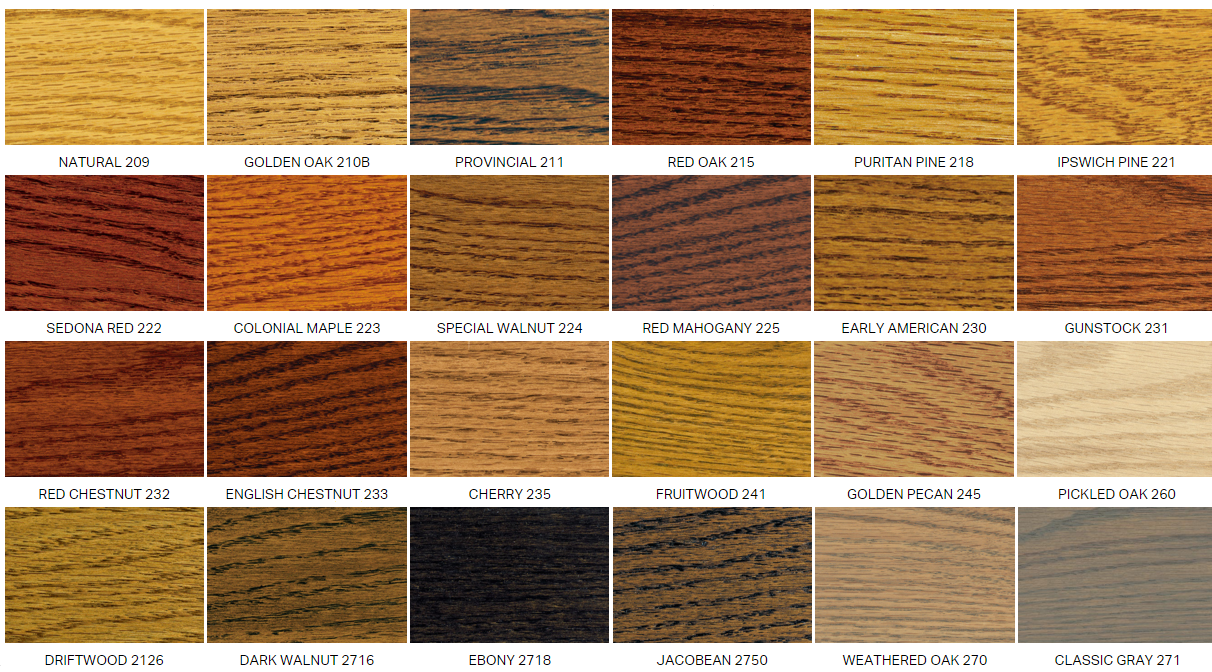 Floors more atl for Different colors of hardwood floors
